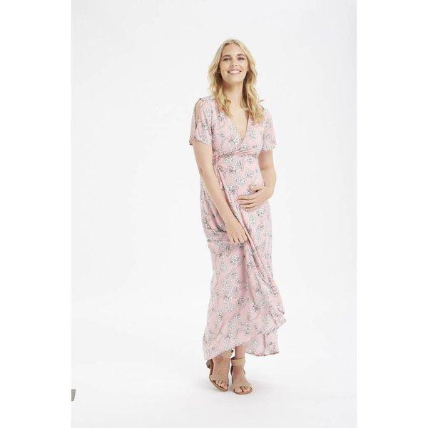 Camilla Wrap Maxi Dress