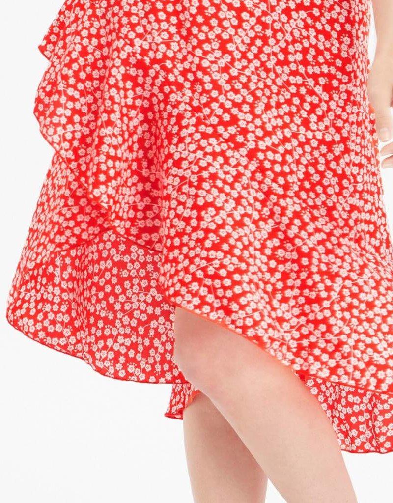Glow Mama Holly Wrap Dress - XS & S