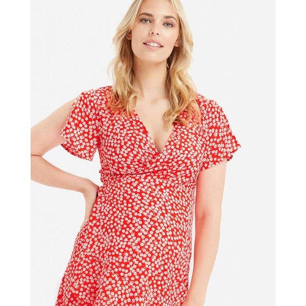 Holly Wrap Dress