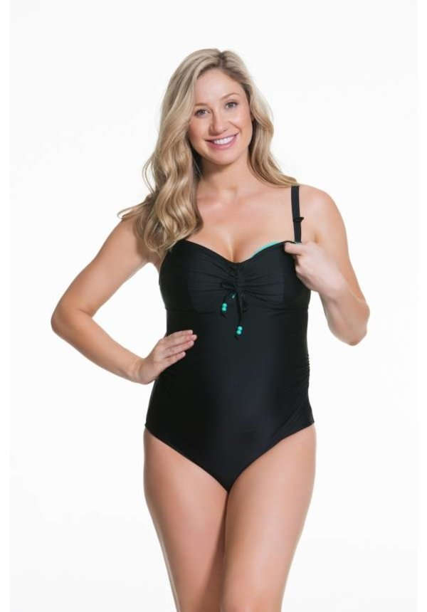 Squash Maternity One Piece