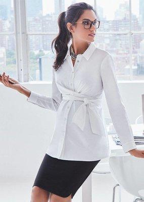 Seraphine Bronwen Maternity Wrap Shirt