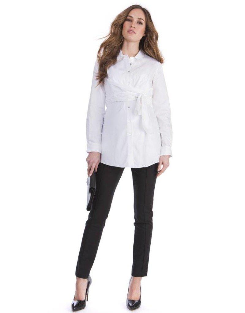 Seraphine Bronwen Wrap Shirt