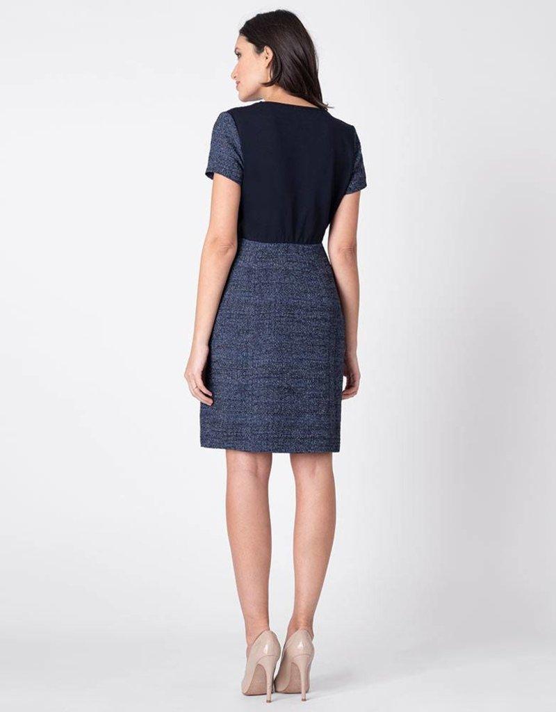 Seraphine Kiara Tweed Dress