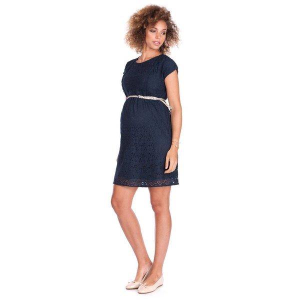 Harley Broderie Anglaise Maternity & Nursing Dress