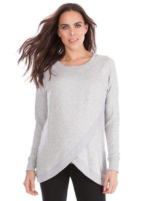 1a6e633fe5e Seraphine Sybil Front Wrap Sweatshirt