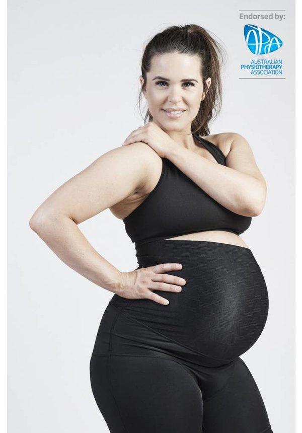 SRC Pregnancy Shorts - Mini Over the Bump