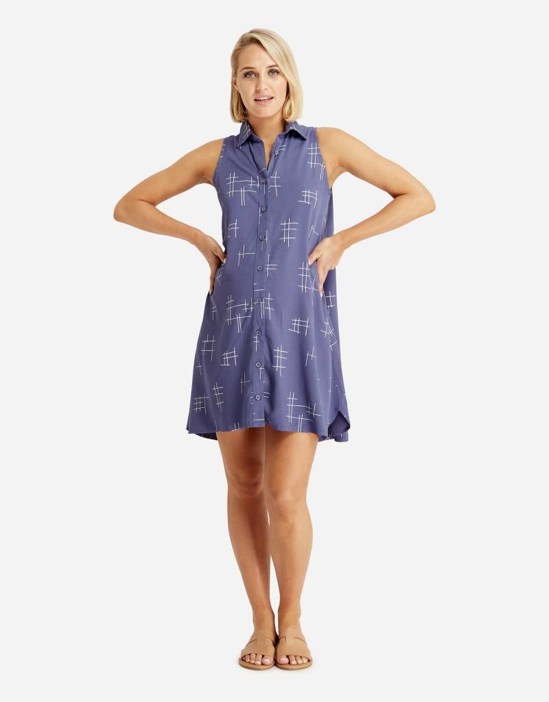 Bamboo Body Vera Shirt Dress
