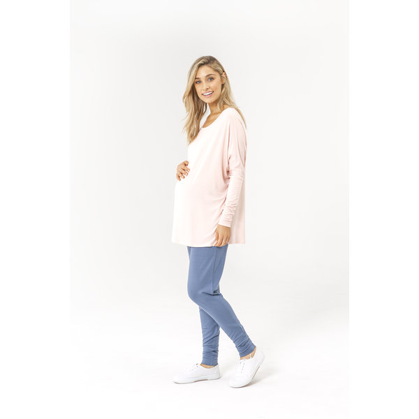 Liv Long Sleeve Slouch Top