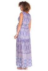 Seraphine Jazz Wrap Maxi Dress