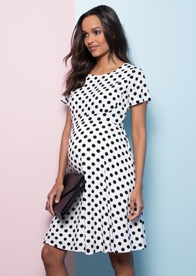 Seraphine Bonnie Woven Maternity Day Dress