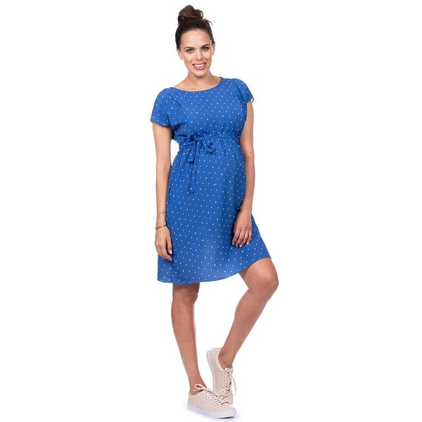 Cher Woven Nursing Dress