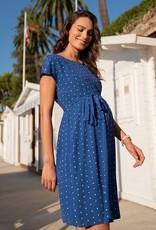 Seraphine Cher Woven Nursing Dress