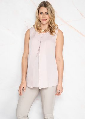 Seraphine Margot Semi-Sheer Maternity & Nursing Top