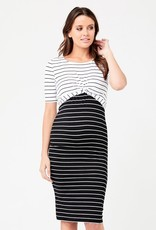 Ripe Twisted Nursing Dress