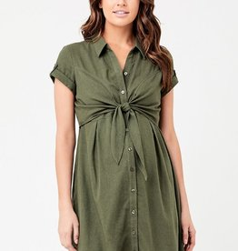 Ripe Colette Tie Up Dress