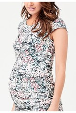 Ripe Cross Your Heart Maternity Dress