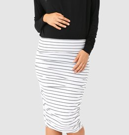 Bamboo Body Ruched Skirt