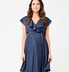 Ripe Frill Wrap Nursing Dress