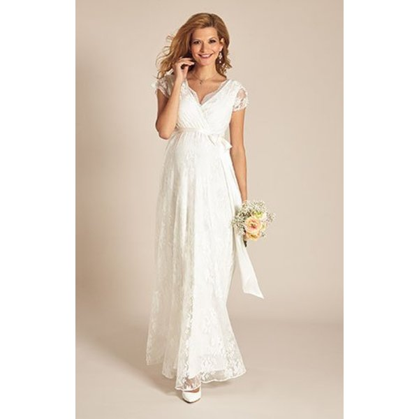 Eden Wedding Gown Long