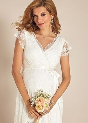 Tiffany Rose Maternity Wear Australia Eden Wedding Gown Long
