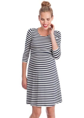 Seraphine Nadia Nautical Dress