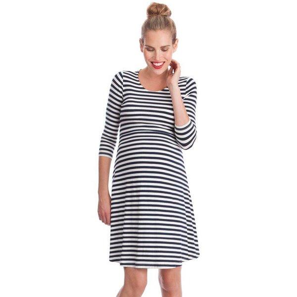 Nadia Nautical Dress