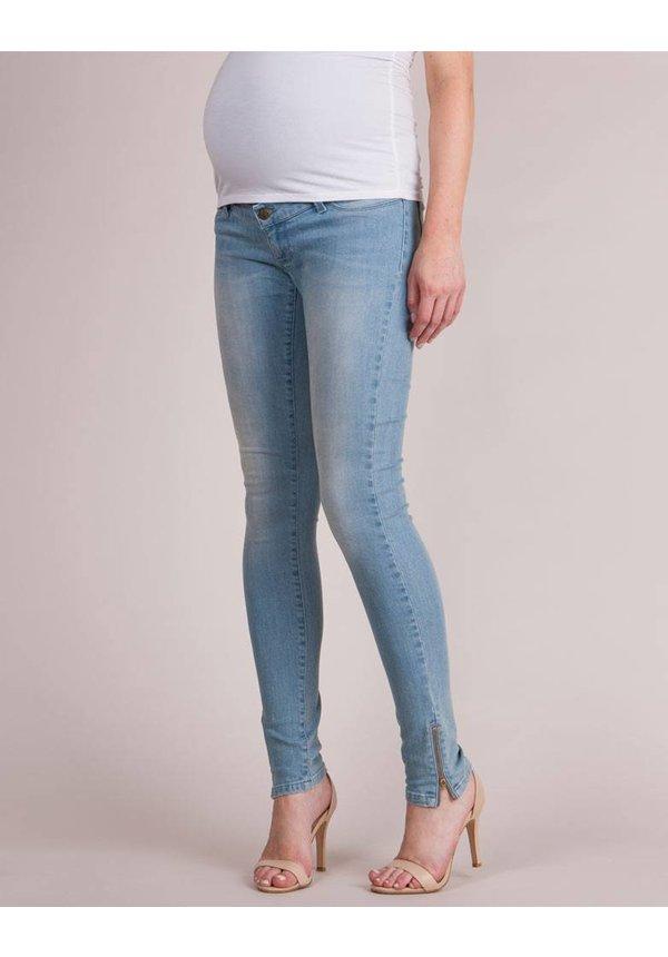 Hamilton Zip Skinny Over Bump Jean