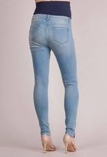 Seraphine Hamilton Zip Skinny Over Bump Jean