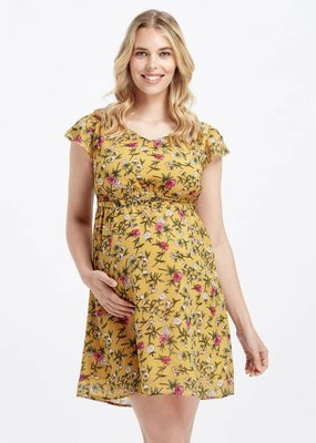 Glow Mama Olivia Maternity Dress - XS, S, M, XL