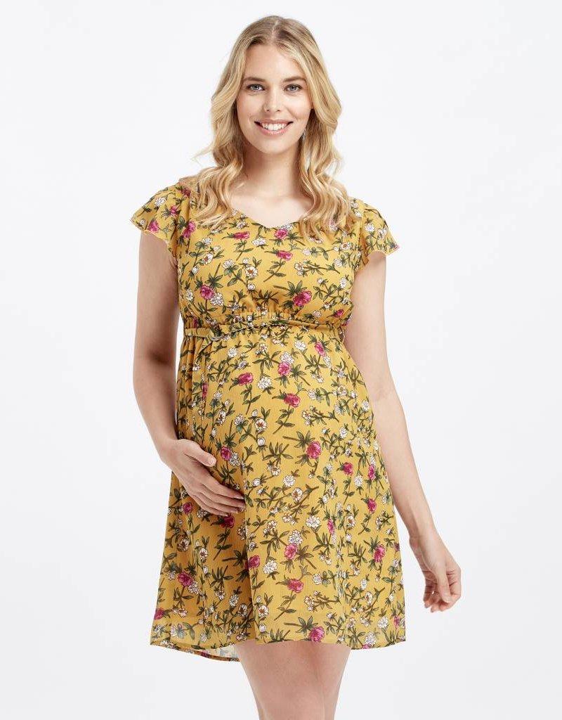 Glow Mama Olivia Maternity Dress - XS, S, M, XL