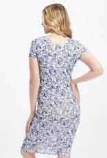 Glow Mama Zoe Bodycon Maternity Dress - Size XL