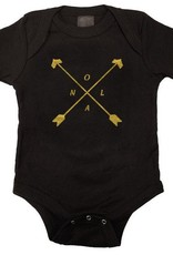 NOLA Arrow Onesie