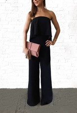 Black piper jumpsuit