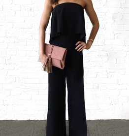 Black piper jumpsuit