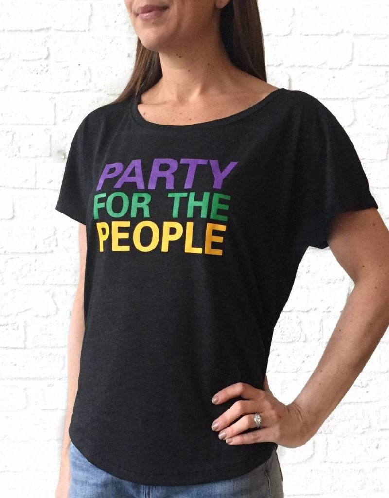 Party For The People Dolman