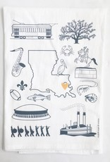 New Orleans Pride Towel