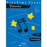 Hal Leonard PlayTime Piano - Popular Level 1
