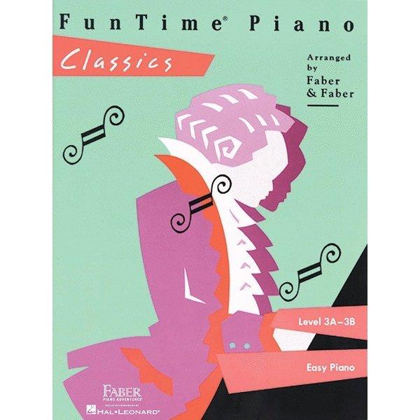 Hal Leonard FunTime Piano - Classics Level 3A-3B