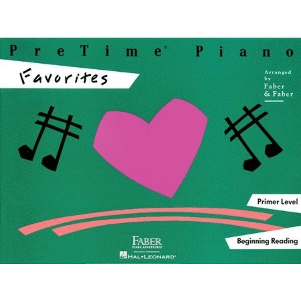 Hal Leonard PreTime® Piano - Favorites Primer Level