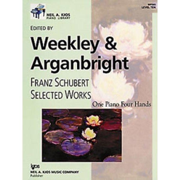 Kjos Franz Schubert Selected Works