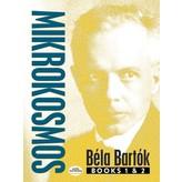 Dover Publications Mikrokosmos: Books 1 & 2