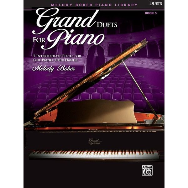 Alfred Music Grand Duets for Piano, Book 5