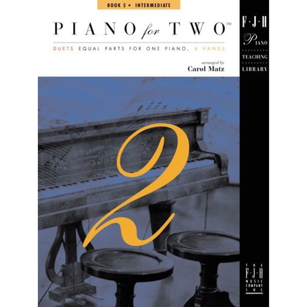 FJH Piano for Two, Book 5