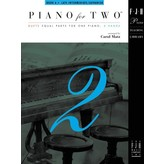 FJH Piano for Two, Book 6