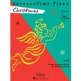 Faber Piano Adventures AdvanceTime Piano - Christmas