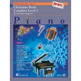 Alfred Music Alfred's Basic Piano Library: Top Hits! Christmas Book Complete 1 (1A/1B)