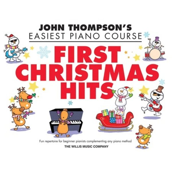 Willis Music Company First Christmas Hits