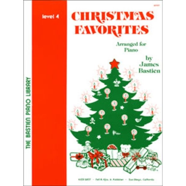 Kjos Christmas Favorites, Level 4