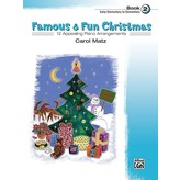 Alfred Music Famous & Fun Christmas, Book 2