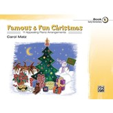 Alfred Music Famous & Fun Christmas, Book 1